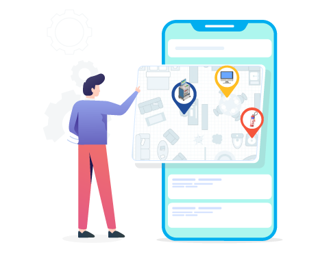 CloudApper-facility-management-Easily-Locate-Your-Assets